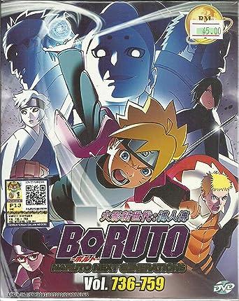 Amazon.com: BORUTO : NARUTO NEXT GENERATIONS (BOX 26 ...
