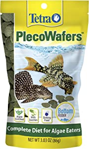 Tetra Plecowafer Fish Food