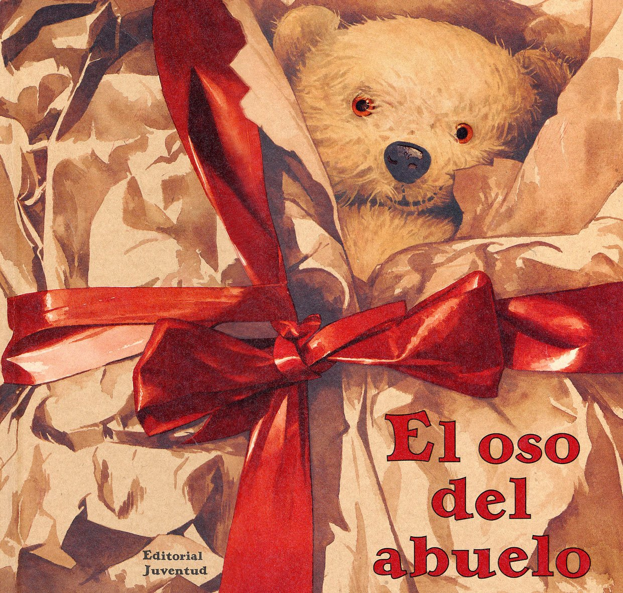 El Oso Del Abuelo / Brown Paper Teddy Bear (Spanish Edition) pdf epub