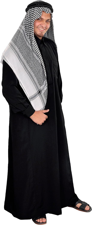 Tres Piezas jeque árabe Sheik Traje de Disfraz, Carnaval - Disfraz ...
