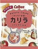カルビー ポテトチップスカリラ トマトクリーム味 60g×12袋