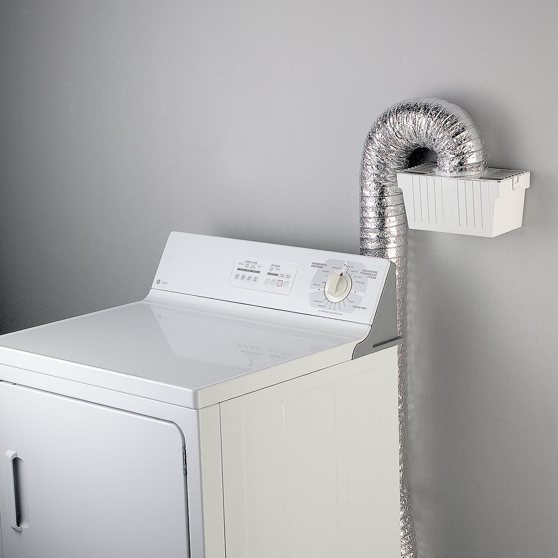 Tools & Home Improvement Supurr-Flex Flexible Metallic Duct Dryer ...