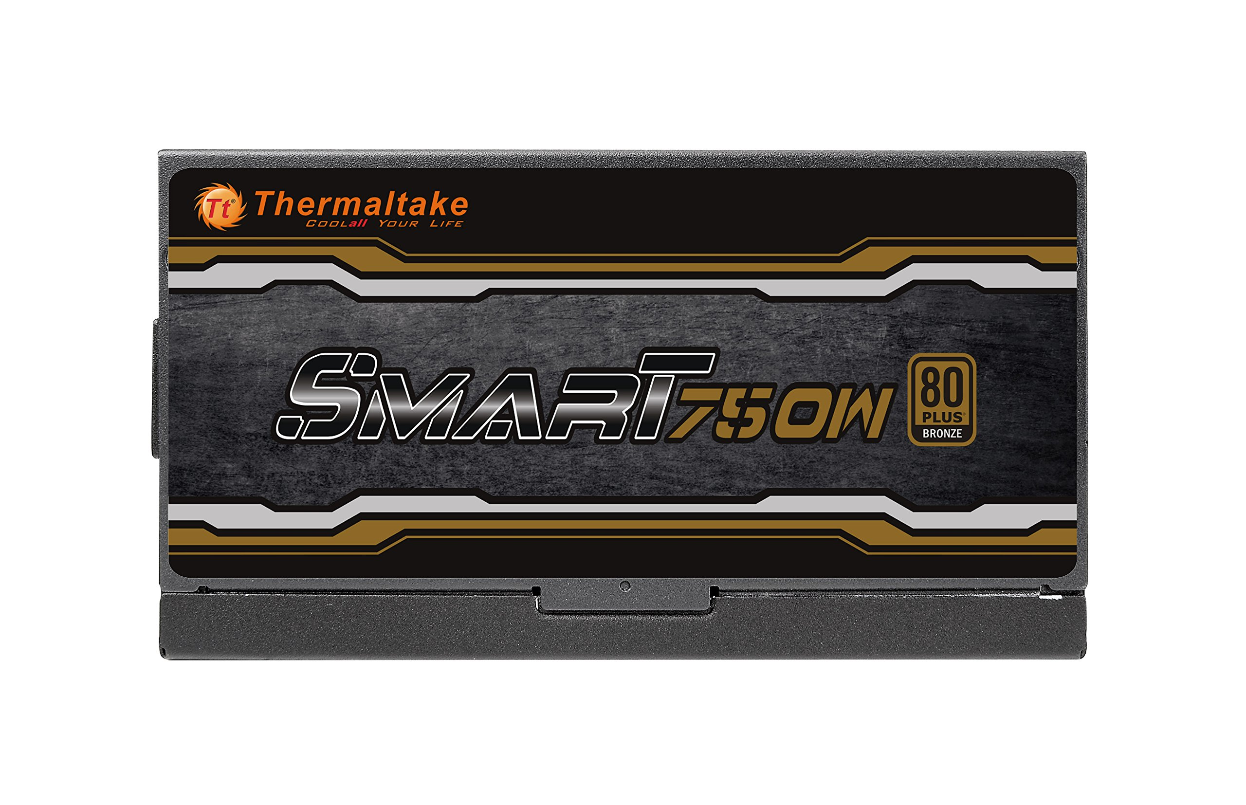 Thermaltake Smart Standard 750W 80 PLUS Bronze ATX12V 2.3 Power Supply SP-750P by Thermaltake (Image #2)