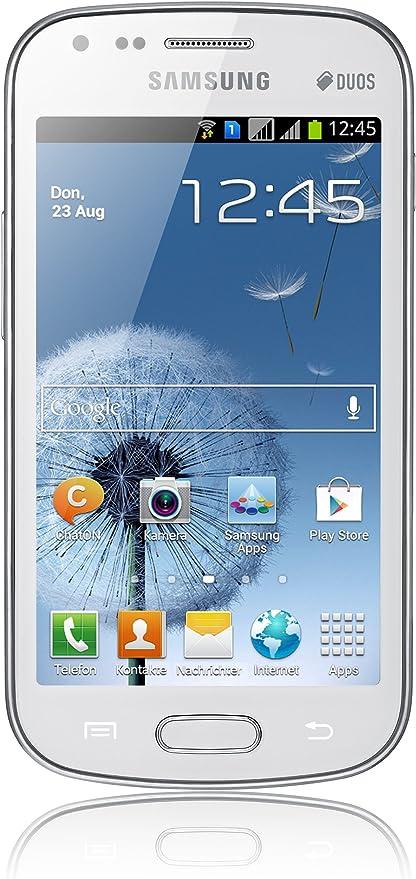 Samsung S Duos (S7562) - Smartphone libre (pantalla táctil de 4 ...