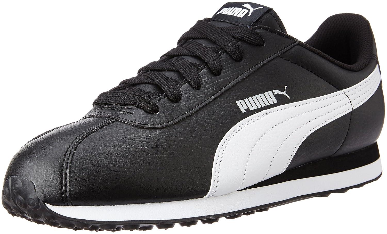 Puma Supergoal, Zapatillas de Deporte 46 EU|Negro (Black-white)