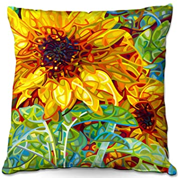 Amazon.com: Mandy Budan - Cojín decorativo para sofá, diseño ...