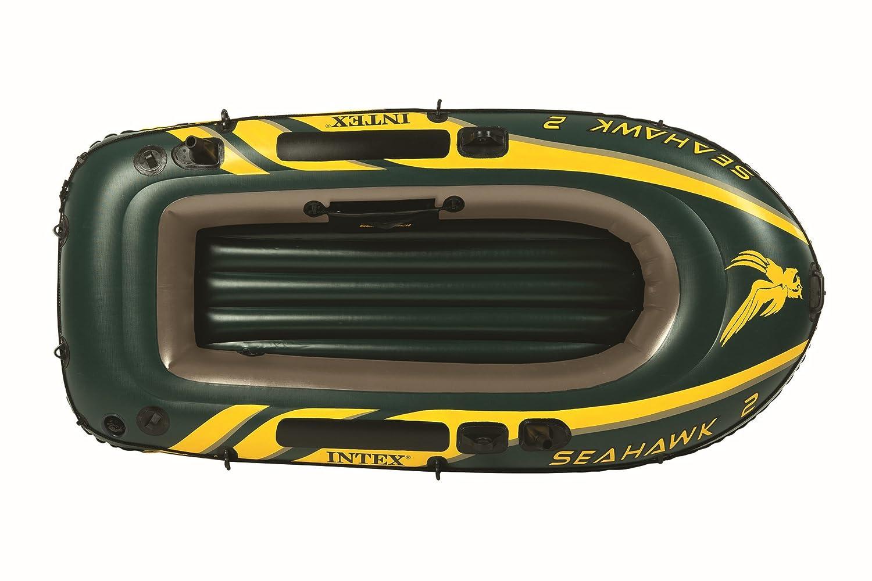 Intex Seahawk - Barco hinchable, 236 x 114 x 41 cm: Amazon.es ...