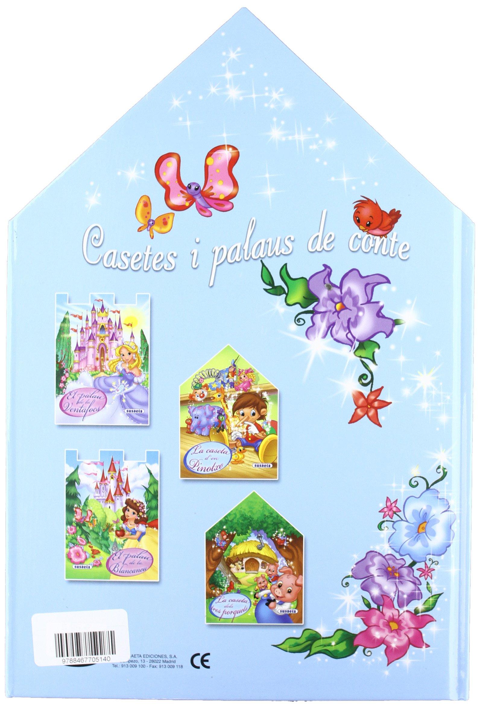 La caseta dels tres porquets: Mònica Abad Falguera: 9788467705140: Amazon.com: Books