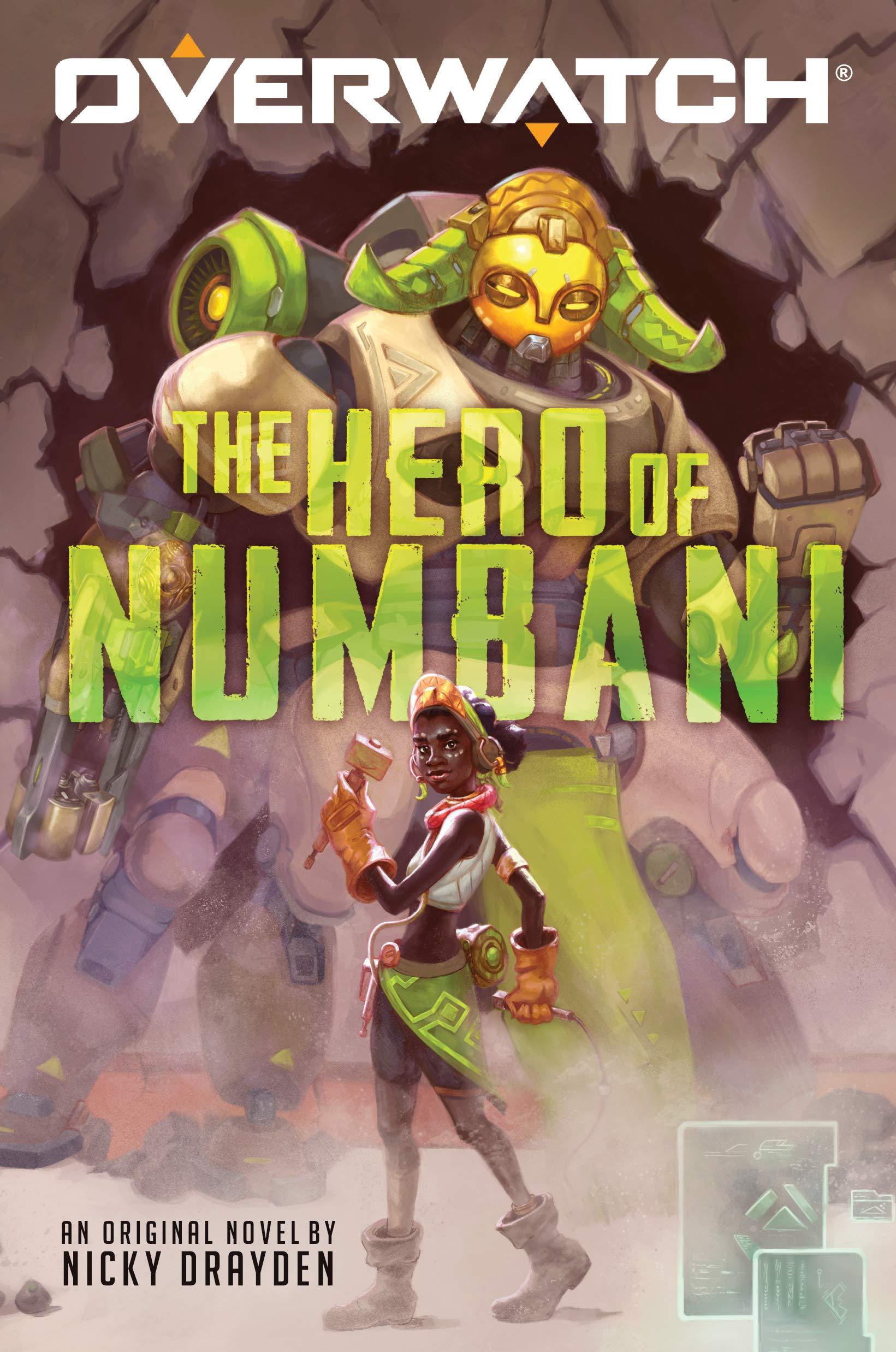 The Hero of Numbani (Overwatch) (Overwatch 1): Amazon.es: Drayden ...