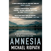 Amnesia: An 'ingenious' and 'twisting novel', perfect for fans of Peter Lovesey and William Ryan (English Edition)