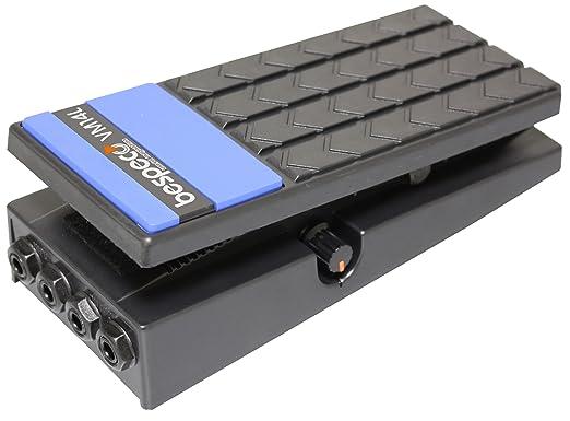 7 opinioni per Bespeco VM14L- Pedale per volume con attacco stereo, per tastiera, colore nero