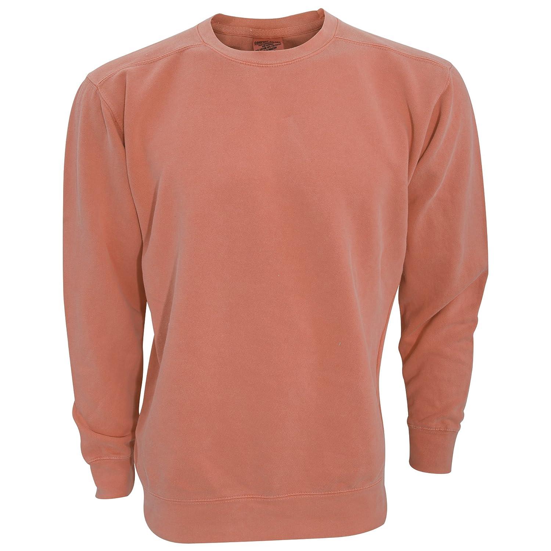 Yam S Comfort Colors Adults Unisex Crew Neck Sweatshirt