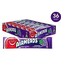 Airheads Grape 36 Units, 0.56-Kilogram