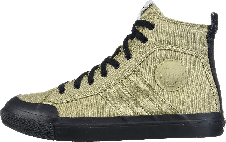 Diesel Mens S-astico Mid Lace-Sneake Sneaker