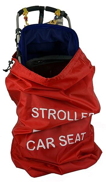 Amazon.com : Stroller Travel Bag Gate Check Baby Cat Backpack ...