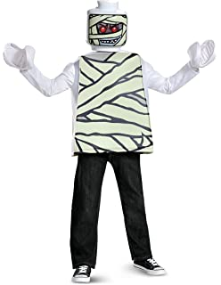 4693dde8f Lego Skeleton Classic Costume (Small, 4-6 Years): Disguise: Amazon ...