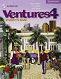 Ventures Level 4 Student's Book with Audio CD