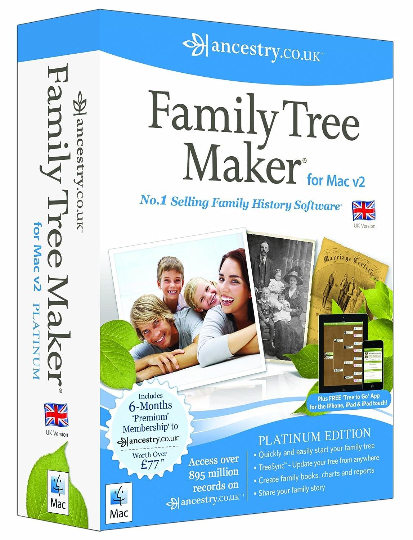 family tree creator free