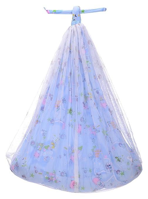 Buy Mumsluv Luxury Baby Cradle Jula Blue Online At Low Prices In