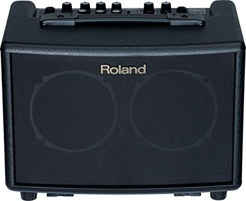 Roland AC-33 Acoustic Chorus Battery-powered 30-Watt Guitar Amplifier
