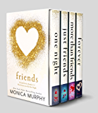 The Friends Boxed Set: (Friends Series Books 1-3)