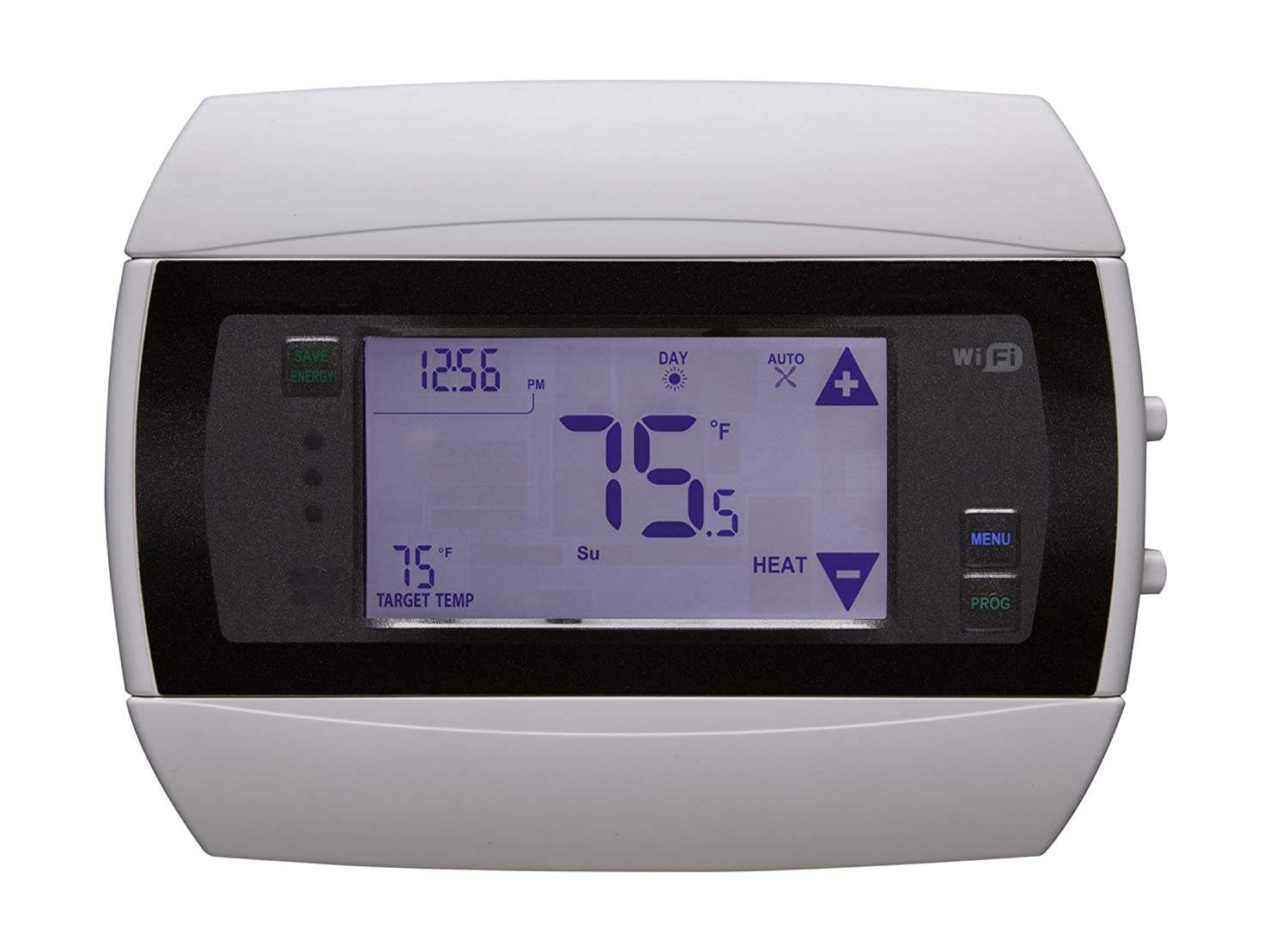 Radio Thermostat CT80 7-Day Programmable Thermostat (WiFi Enabled), iOS & Android App Controls - - Amazon.com
