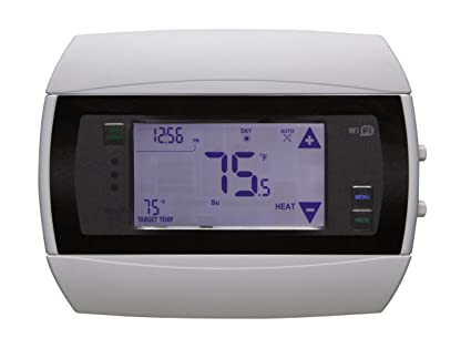 Radio termostato compañía de América ct32-z-wave 7 días termostato programable, CT50e