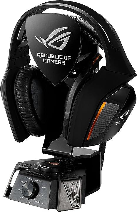 ASUS ROG Centurion - Auriculares Gaming True 7.1 con micrófono ...