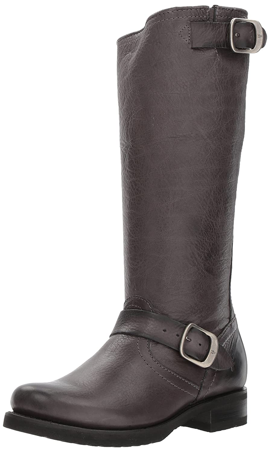 FRYE Women's Veronica 2 Slouch Boot B06X15VG8M 5.5 B(M) US|Smoke