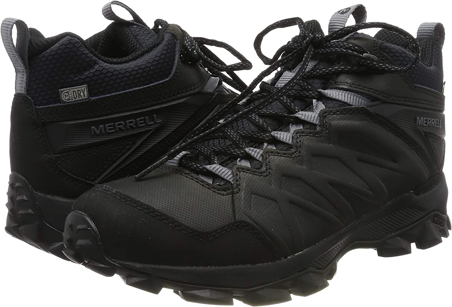 Merrell Mens Thermo Freeze Mid Waterproof High Rise Hiking Boots