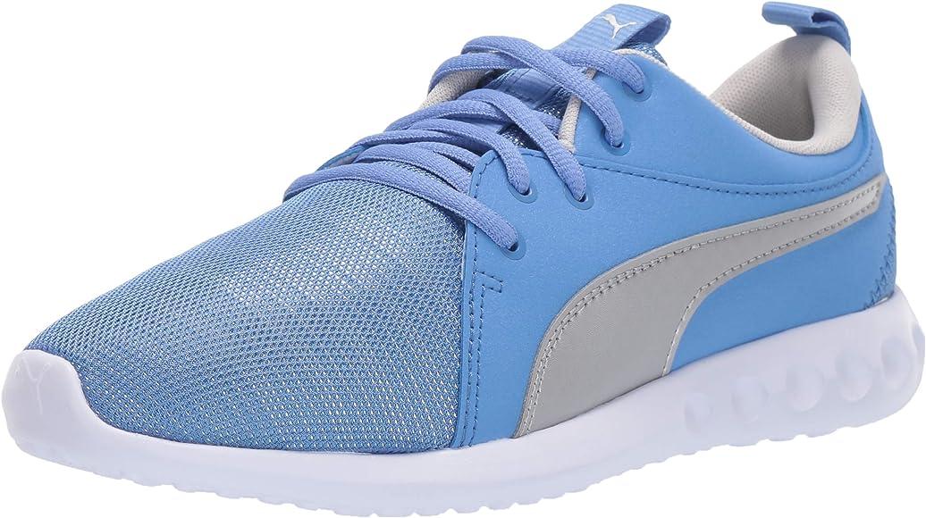PUMA Girl's Carson Glitz Sneaker