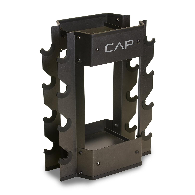 CAP Barbell Dumbbell and Kettlebell Storage Rack