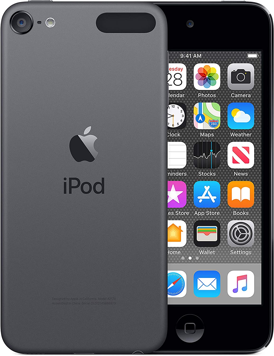 Apple iPod Touch in space gray 32gb