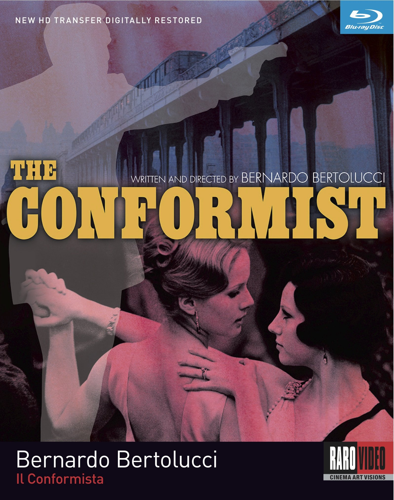 Конформист / The Conformist / Il conformista