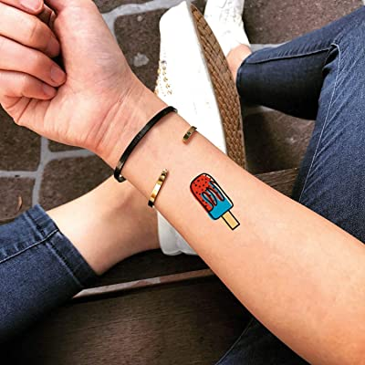 Autism Temporary Fake Tattoo Sticker