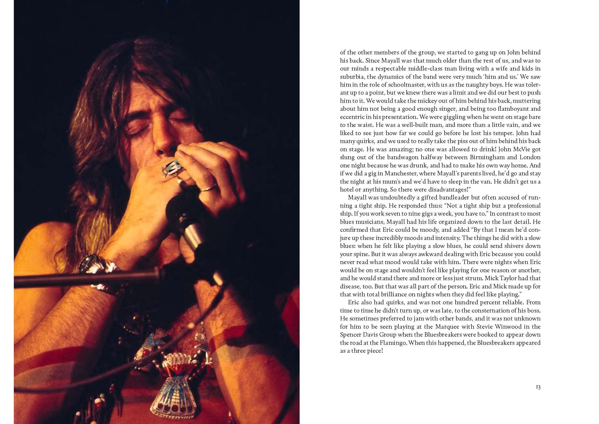John Mayall: The Blues Crusader: Amazon.co.uk: Dinu Logoz ...