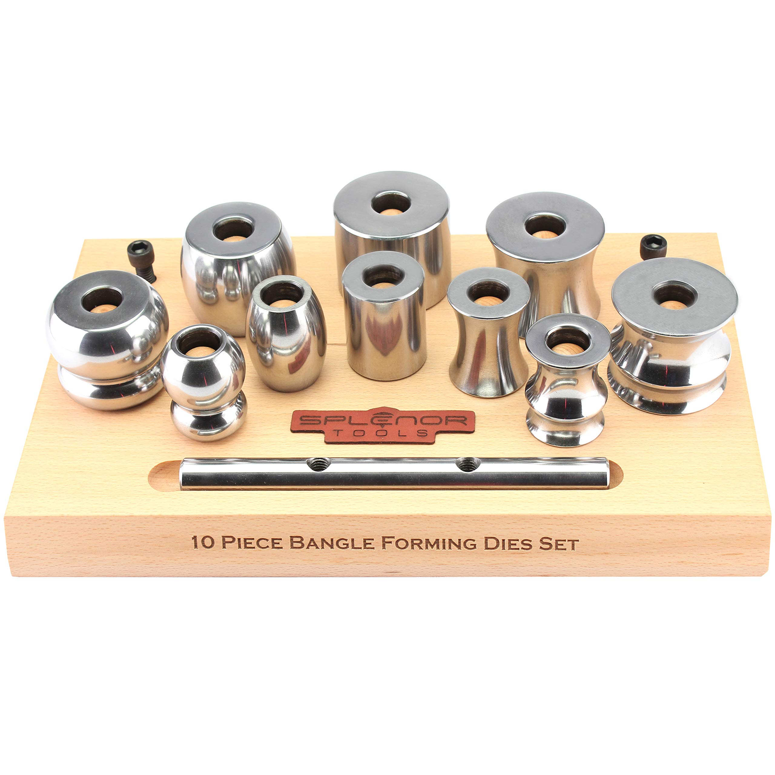 Bangle Forming die Set - splenor tools