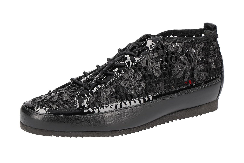 Högl 510231801000 - Zapatos de Cordones para Mujer 38 EU|Negro