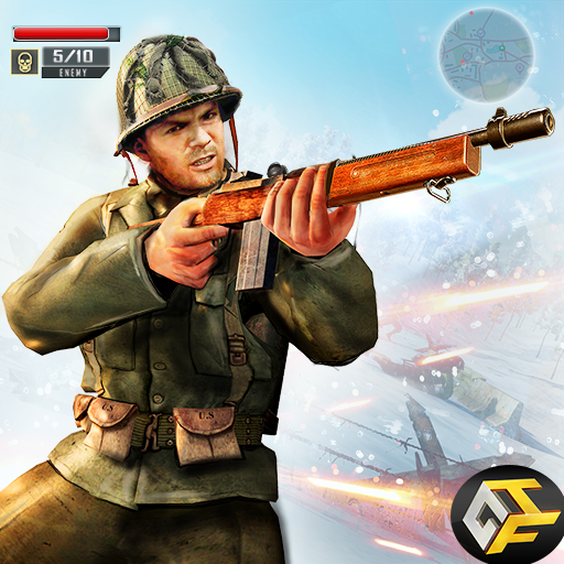 World War 2 Army Survival : FPS Sniper Shooter (World Best Sniper Shooter)