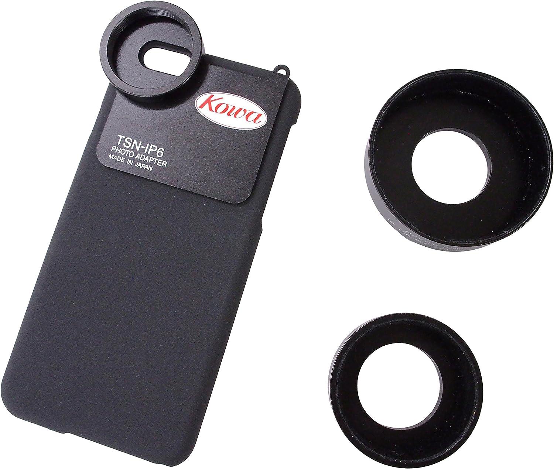 Kowa 104121 - Adaptador digiscoping para Apple iPhone 6/6S, Color ...