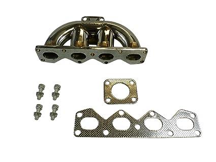 OBX Performance Exhaust Turbo Manifold Header 89-94 Mazda Miata MX5 1.6L