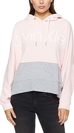 Calvin Klein Women's Colourblock Logo Hoodie