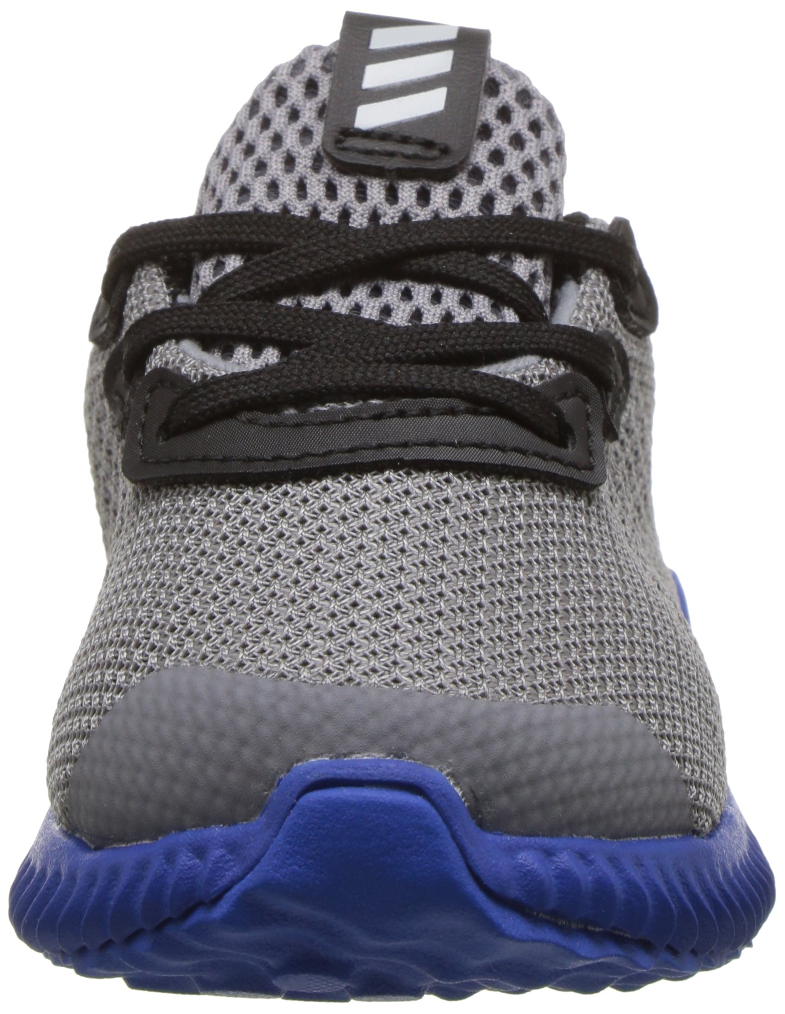 adidas Kids' Alphabounce Sneaker, Grey/Light Onix/Satellite, 7 M US Toddler by adidas (Image #4)