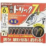 Marufuji(マルフジ) P-571 改良トリック7 朱塗 6号