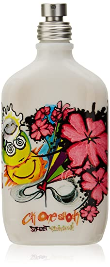 Calvin Klein One Shock for her - Street Edition femme/woman, Eau de Toilette, Vaporisateur/Spray 100 ml, 1er Pack (1 x 100 ml