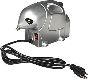 PointZero Portable Oil-Less Airbrush Air Compressor - Panda 1/8 HP
