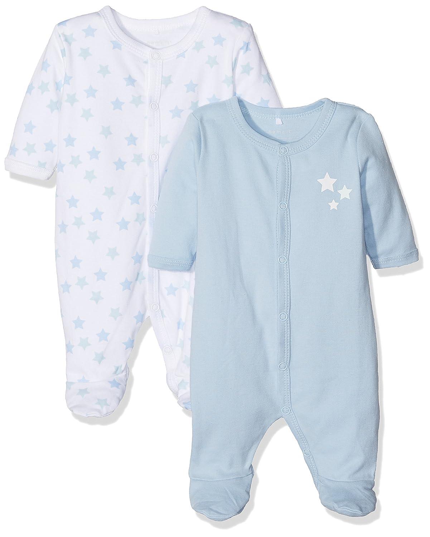 NAME IT Pijama para Bebés (Pack de 2) 13145659