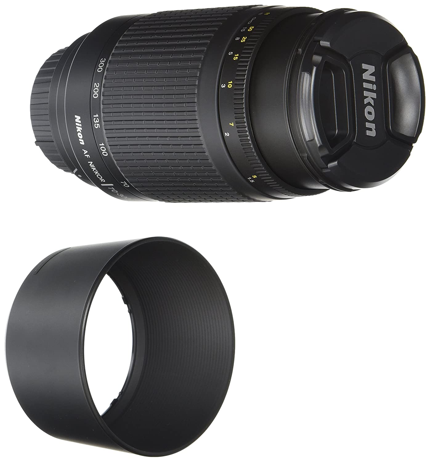 Amazon.com : Nikon 70-300 mm f/4-5.6G Zoom Lens with Auto Focus ...