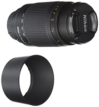 Nikon 70-300 mm f/4-5 6G Zoom Lens with Auto Focus for Nikon DSLR Cameras