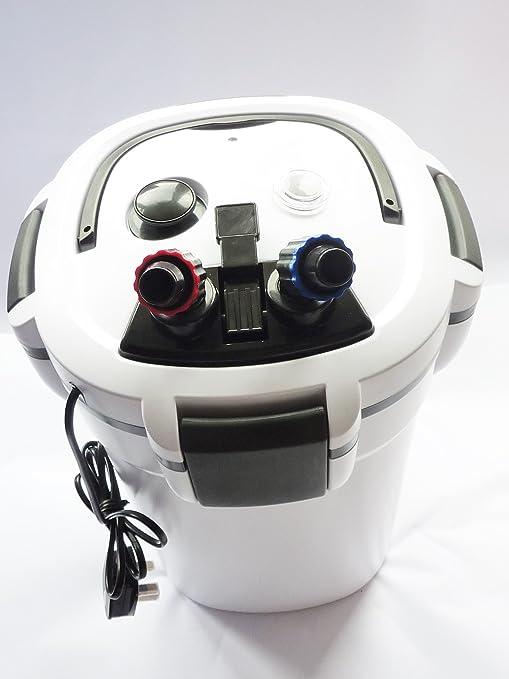 Excelsior filtro de recipiente para acuario, filtro externo para ...